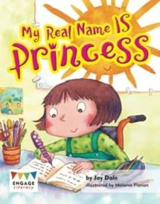 My Real Name is Princess Badger Learning