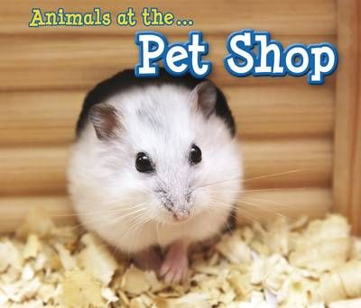 Animals at the Pet Shop Badger Learning
