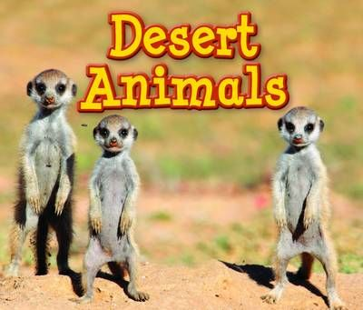 Desert Animals Badger Learning