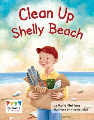 Clean Up Shelly Beach Badger Learning