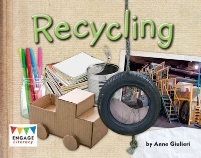 Recycling Badger Learning