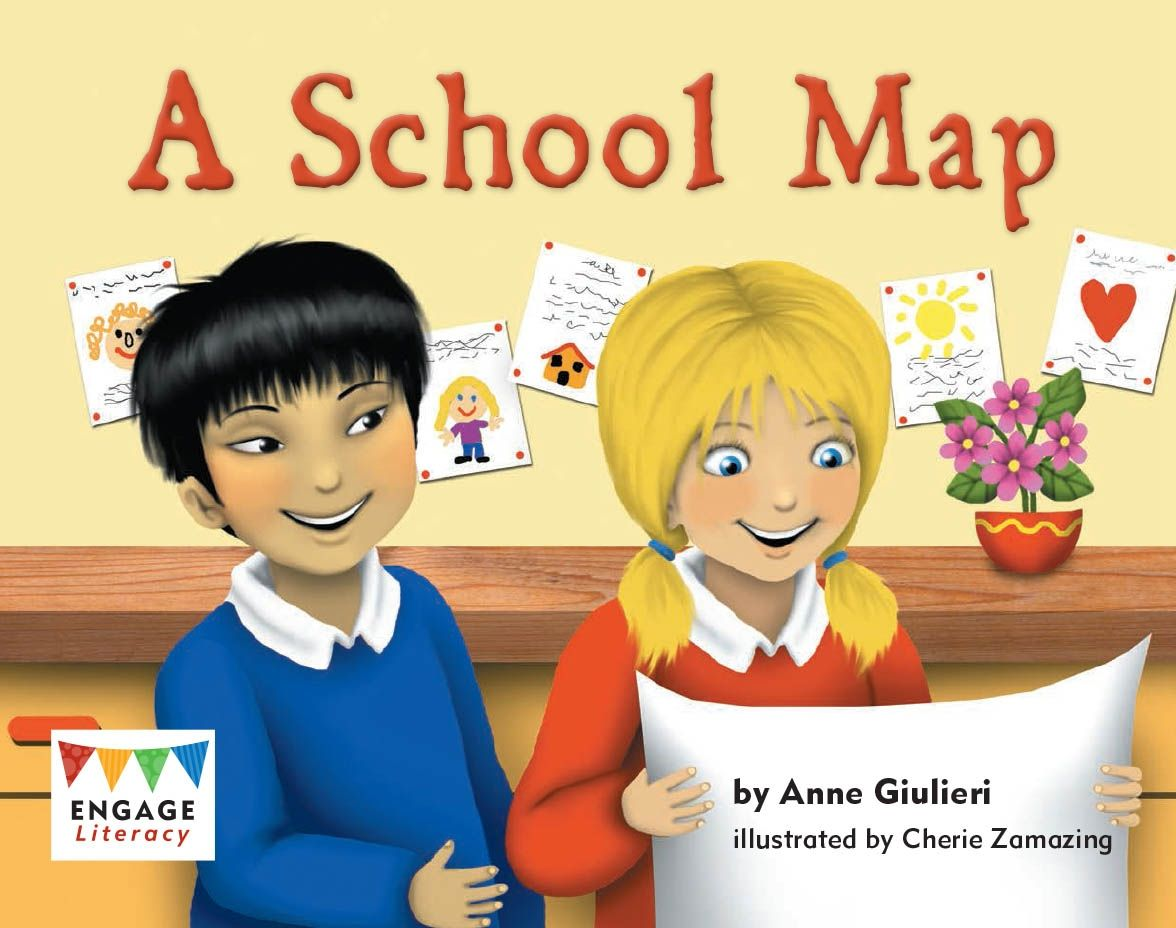 A School Map Badger Learning