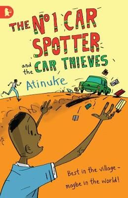 The No. 1 Car Spotter and the Car Thieves Badger Learning