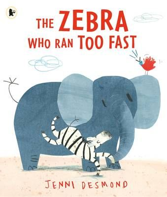 The Zebra Who Ran Too Fast Badger Learning