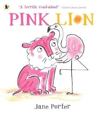 Pink Lion Badger Learning