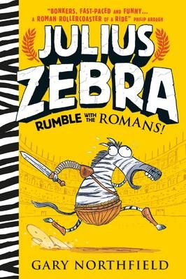 Julius Zebra: Rumble with the Romans! Badger Learning
