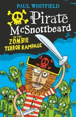 Pirate McSnottbeard in the Zombie Terror Rampage Badger Learning