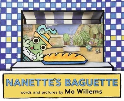 Nanette's Baguette Badger Learning