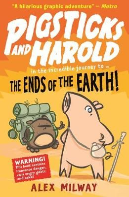 Pigsticks and Harold: the Ends of the Earth! Badger Learning