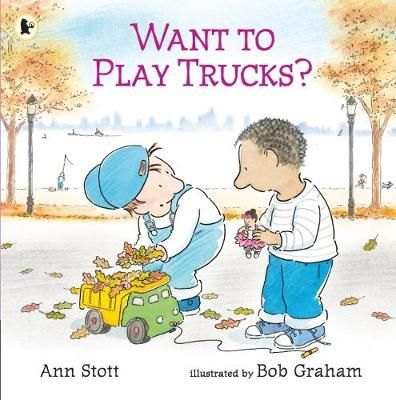 Want to Play Trucks? Badger Learning