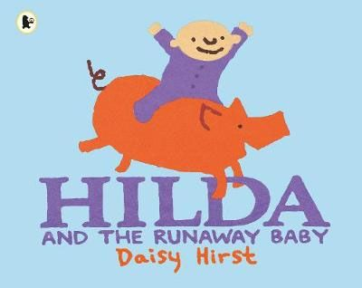 Hilda & the Runaway Baby Badger Learning
