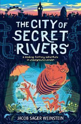 City of Secret Rivers Badger Learning
