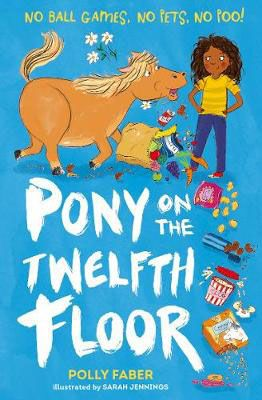 Pony on the Twelfth Floor Badger Learning