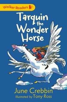 Tarquin the Wonder Horse Badger Learning