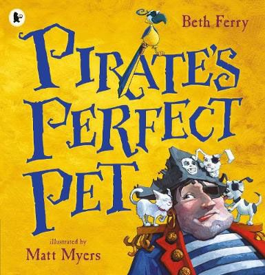 Pirate's Perfect Pet Badger Learning