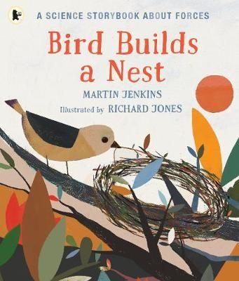 Bird Builds a Nest Badger Learning