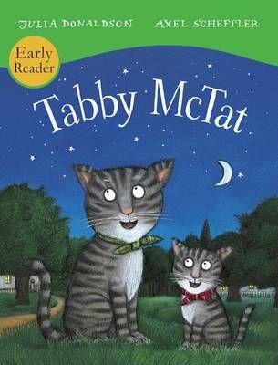 Tabby McTat Badger Learning