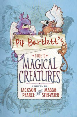 Pip Bartlett's Guide to Magical Creatures Badger Learning