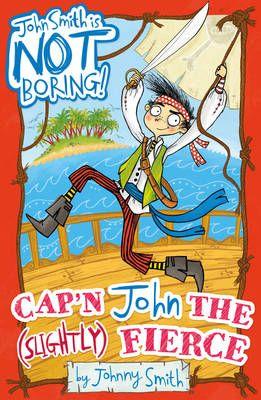 Cap'n John the (Slightly) Fierce Badger Learning