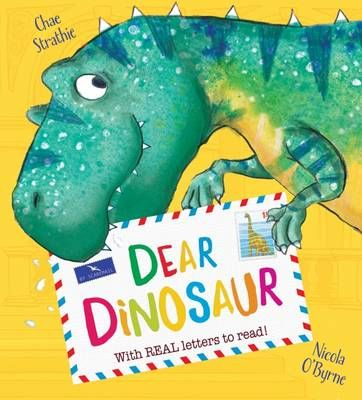 Dear Dinosaur Badger Learning