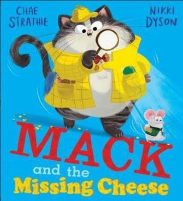 Mack & the Missing Cheese Badger Learning