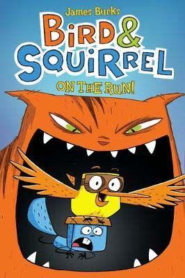Bird & Squirrel on the Run Badger Learning