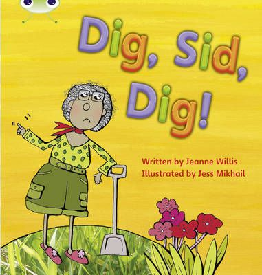 Dig, Sid, Dig! Badger Learning