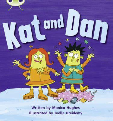 Kat & Dan Badger Learning