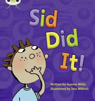 Sid Did It! Badger Learning