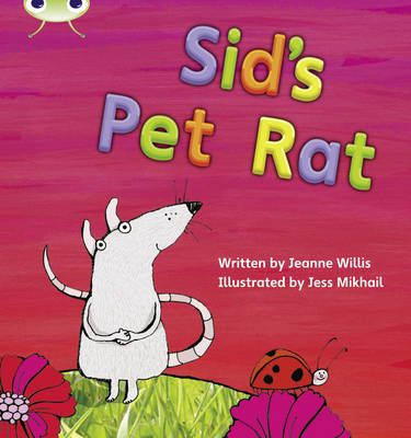 Sid's Pet Rat Badger Learning