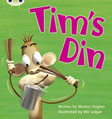 Tim's Din Badger Learning