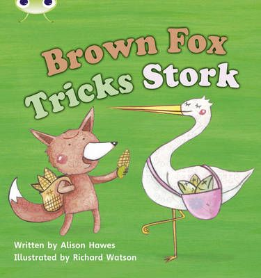 Brown Fox Tricks Stork Badger Learning