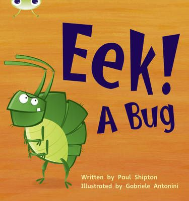 Eek! A Bug Badger Learning
