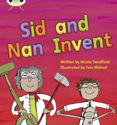 Sid and Nan Invent Badger Learning