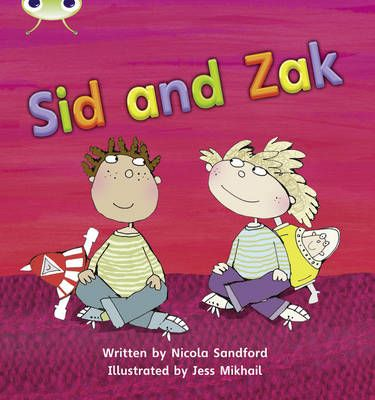 Sid and Zak Badger Learning