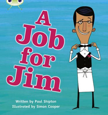 A Job for Jim Badger Learning