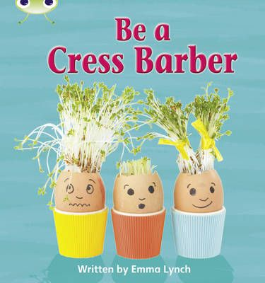 Be a Cress Barber Badger Learning
