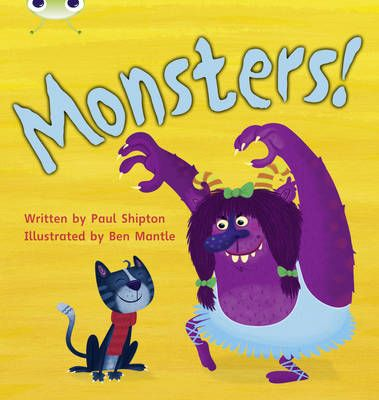 Monsters! Badger Learning