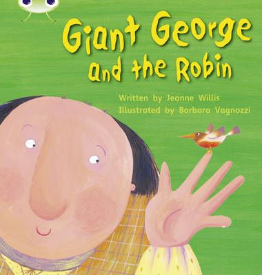 Giant George & the Robin Badger Learning