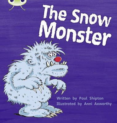 Snow Monster Badger Learning