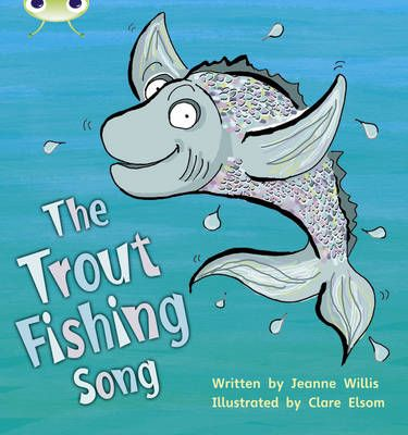 Trout Fishing Song Badger Learning