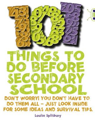 101 Things to Do Before Secondary School Badger Learning