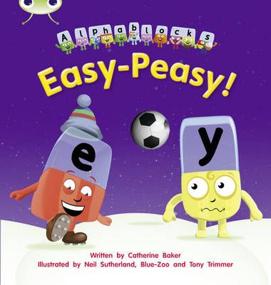 Easy-Peasy! Badger Learning