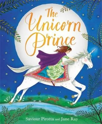 The Unicorn Prince Badger Learning