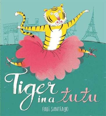 Tiger in a Tutu Badger Learning