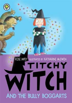 Titchy Witch and the Bully-Boggarts Badger Learning