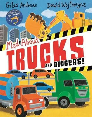 Mad About Trucks &  Diggers! Badger Learning
