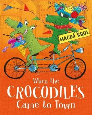When the Crocodiles Came to Town Badger Learning