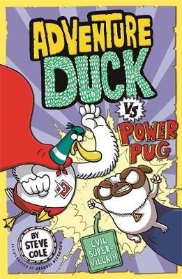 Adventure Duck vs Power Pug Badger Learning