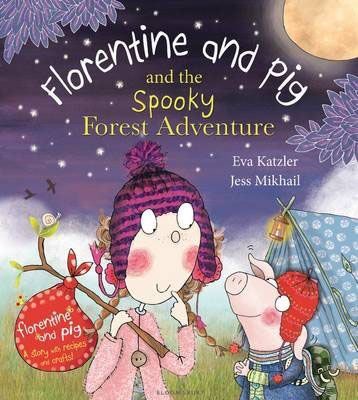 Florentine & Pig & the Spooky Forest Adventure Badger Learning